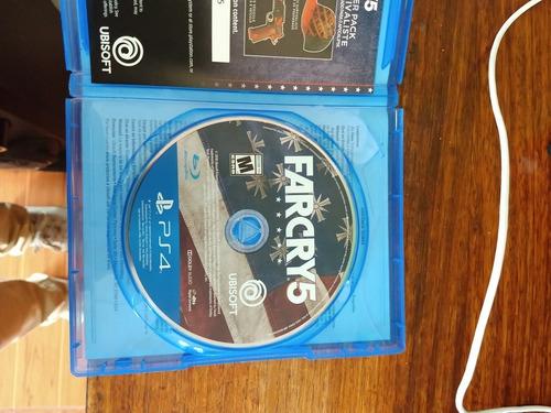 juego far cry 5 ps4