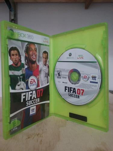 juego fifa 07