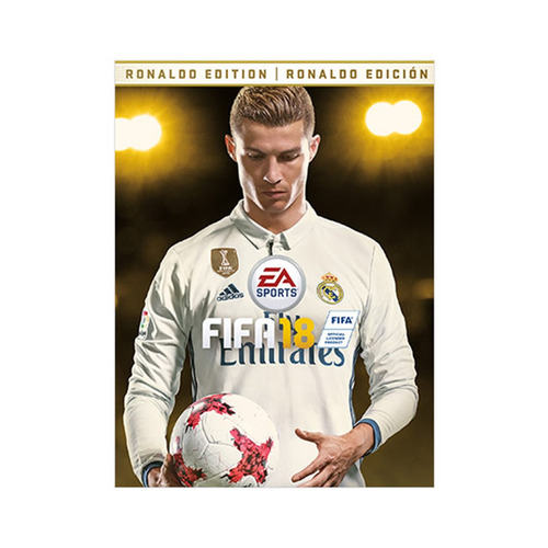 juego fifa 18 ronaldo edition xbox one ibushak gaming