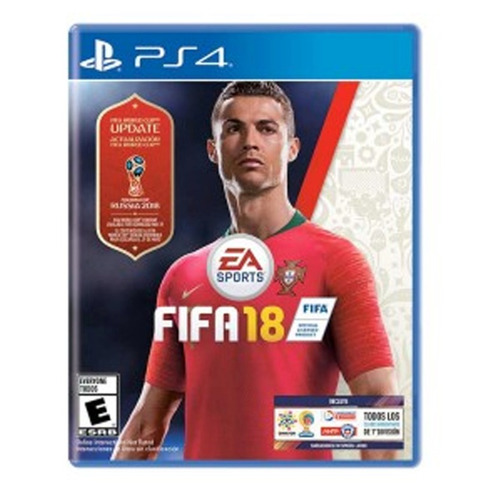 juego fifa 18 standard 2018 playstation 4 ibushak gaming