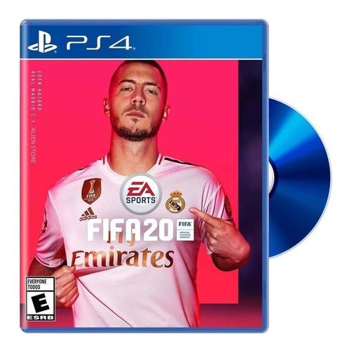 juego fifa 20 ps4 2020 nuevo original físico techcel