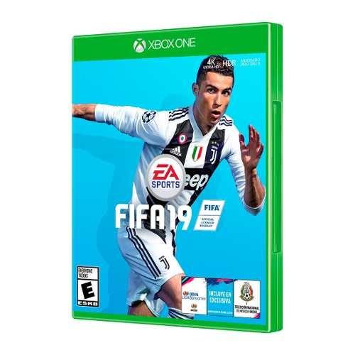 juego fifa xbox one
