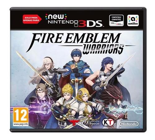 juego fire emblem warrior nintendo 3ds