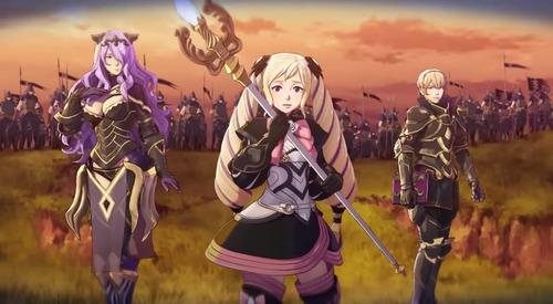 juego fire emblem warriors nintendo switch rp