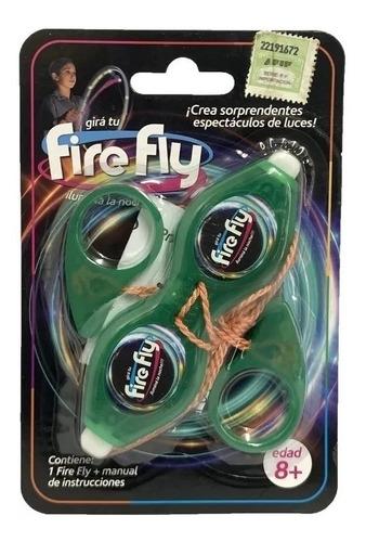 juego fire fly con luces crea sorprendentes