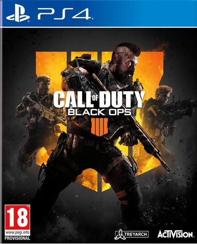 juego fisico call of duty black ops 4 ps4 stock inmediato