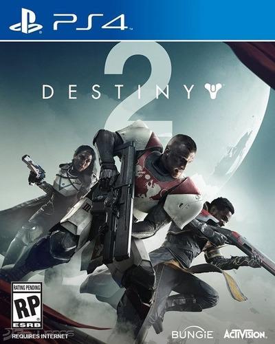 juego físico playstation 4 ps4 destiny 2 laaca