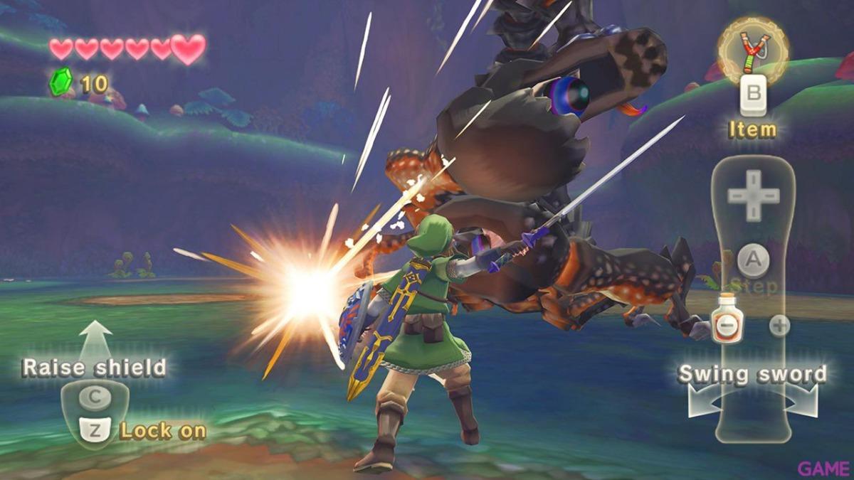 Juego Fisico The Legend Of Zelda Para Wii 2 790 00 En Mercado Libre
