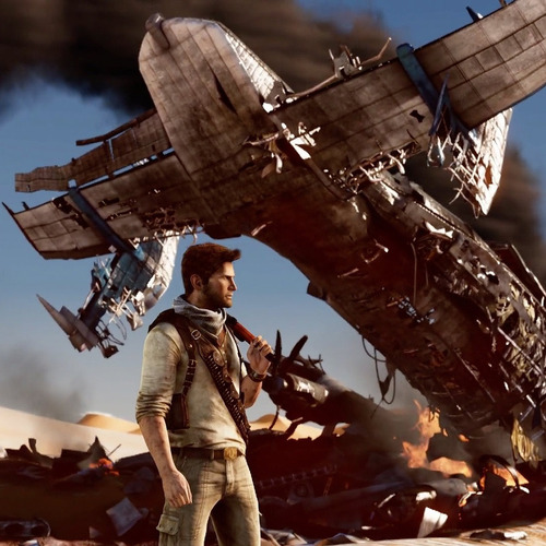 juego fisico uncharted nathan drake collection hits sony ps4