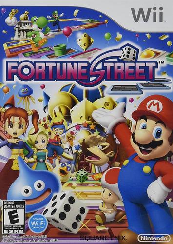 juego fortune street para wii nintendo