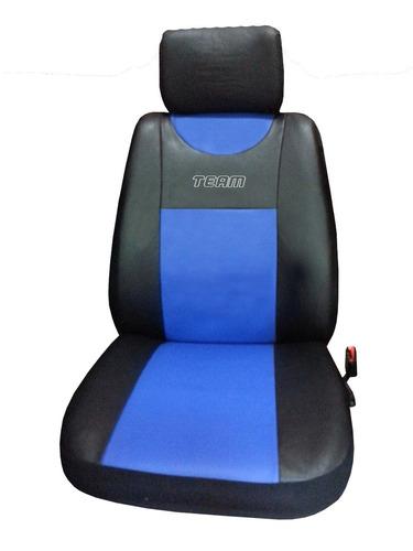 juego fundas cubre asiento cuero ecologico peugeot 504