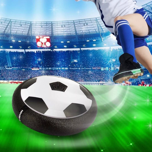 juego fut magic air power futbol pelota desliza incluye cono