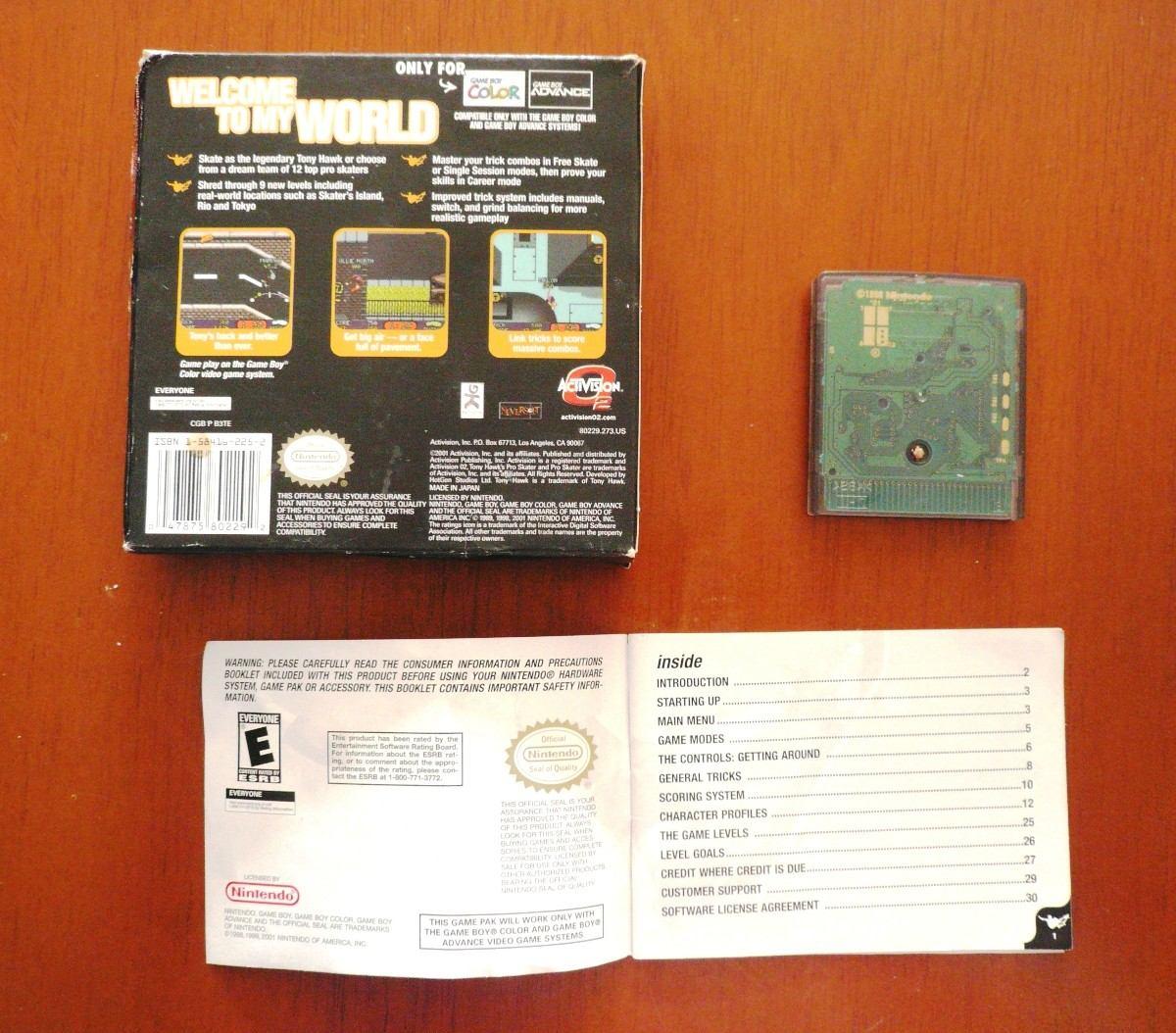 Color game trick - Game Boy Color Tricks Juego Game Boy