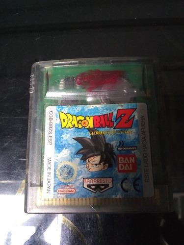 juego gameboy color dragon ball z gerreros de leyenda cat2
