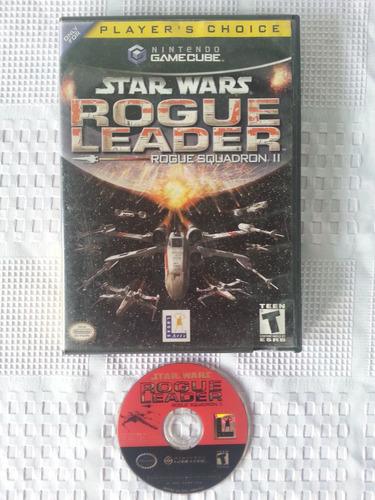 juego gamecube star wars rogue leader rogue squadron 2