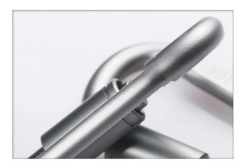 juego ganchos mosquetones aluminio (4 piezas) envió gratis.