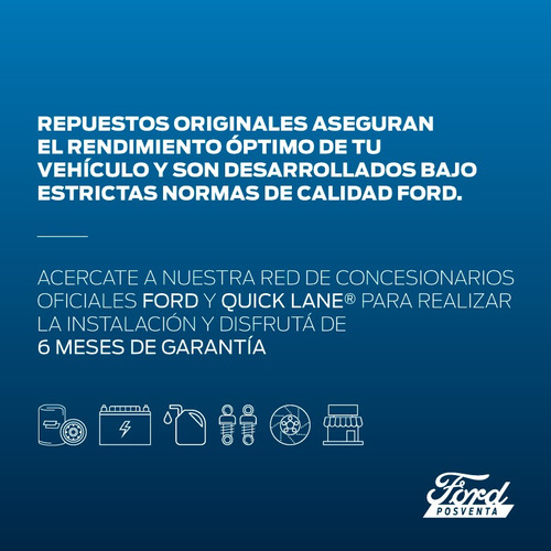 juego gomas guardafango traseras ford kuga 13/16