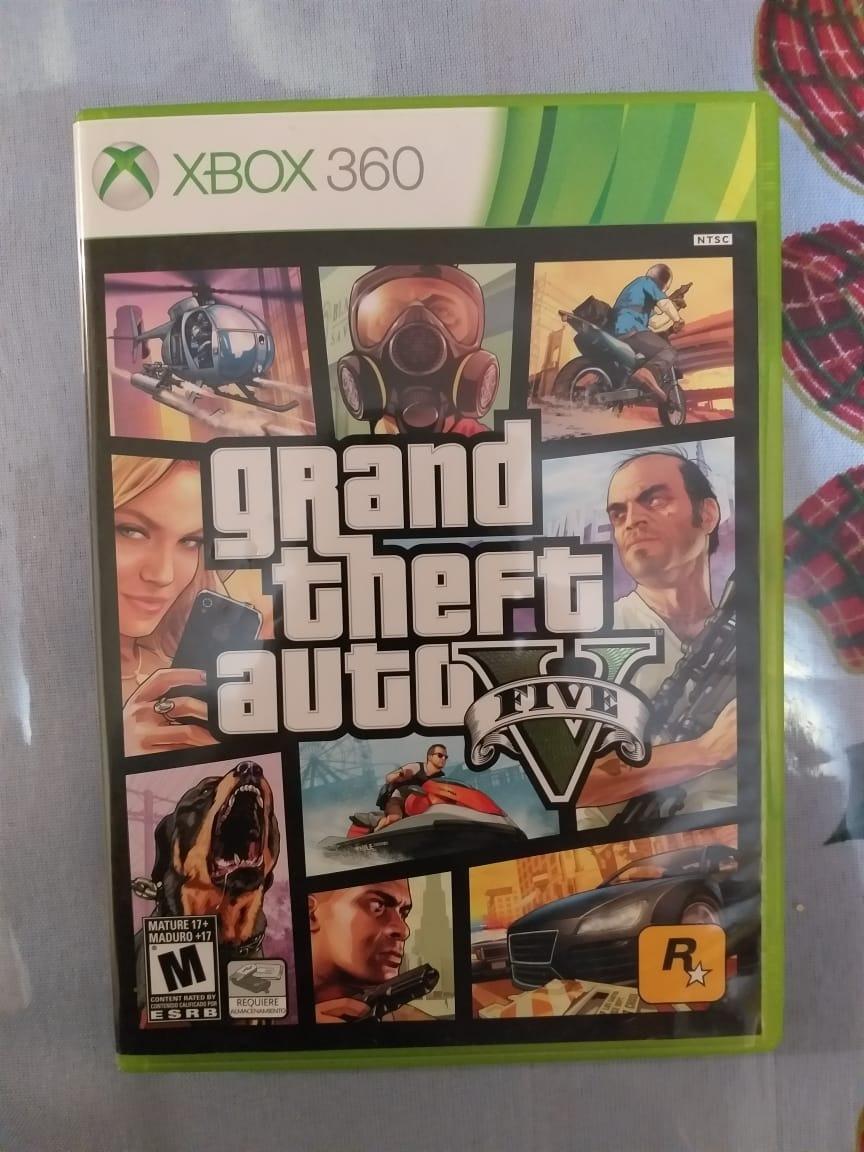 Juego Grand Theft Auto 5 Para Xbox 360 650 00 En Mercado Libre
