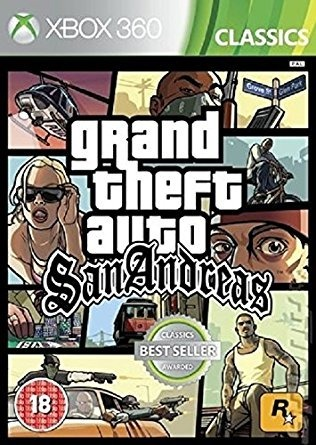 Juego Gta San Andreas Xbox 360 Digital 550 00 En Mercado Libre
