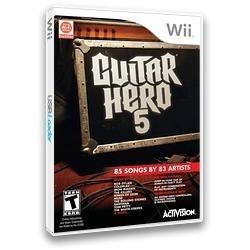 Juego Guitar Hero 5 Original Para Wii O Wiiu Remate 249 00 En