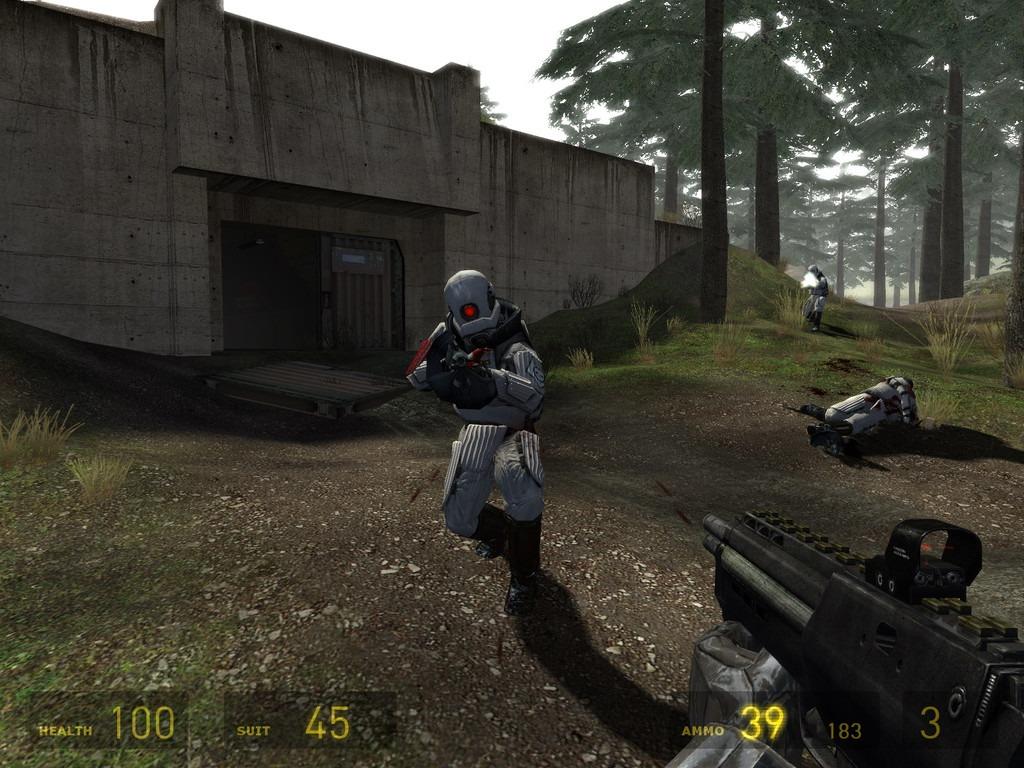 Juega Half-Life 1, 2, y todas las expansiones y episodios disponibles gratis en steam hasta marzo.