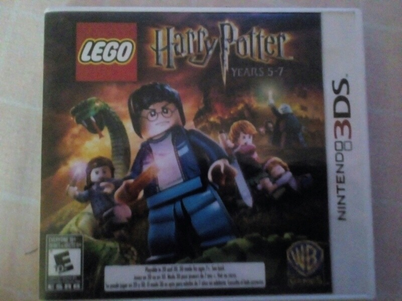 Juego Harry Potter Para Nintendo 3ds 300 00 En Mercado Libre
