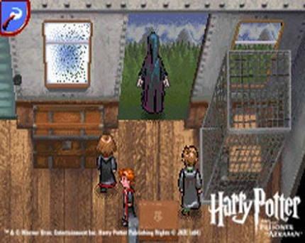 Juego Harry Potter Y El Prisionero De Askaban 495 00 En Mercado
