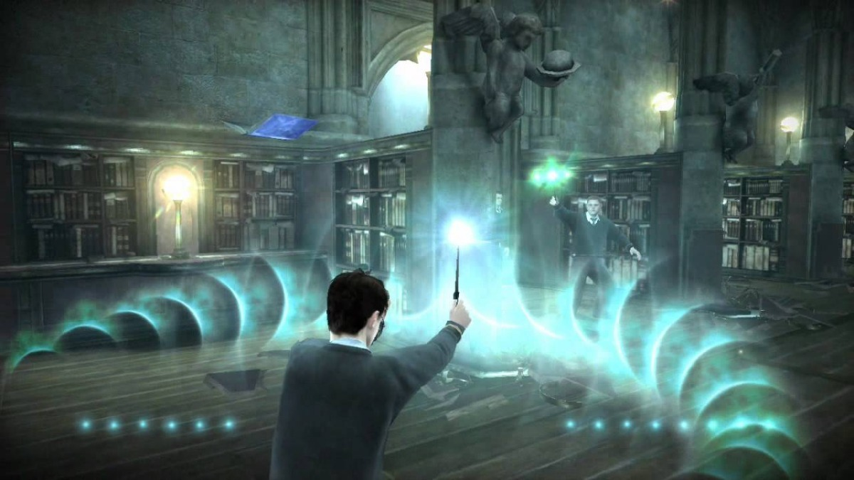 Juego Harry Potter Y La Orden Del Fenix Digital Para Pc Bs 199 99