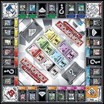 Juego Hasbro Monopoly Millonario 223 211 En Mercado Libre