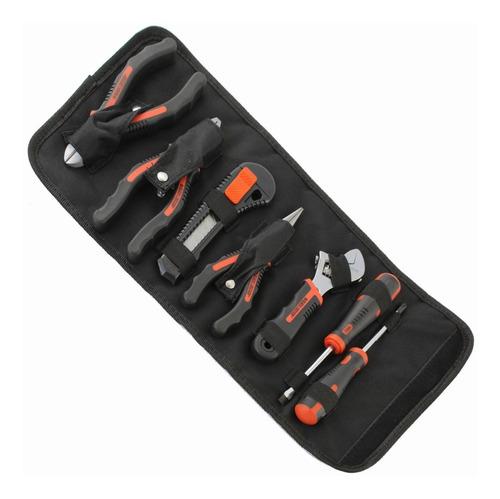 juego herramientas manuales black y decker 7 pzas hdt51911