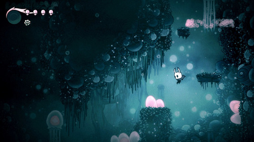 juego hollow knight nintendo switch codigo descarga digital!