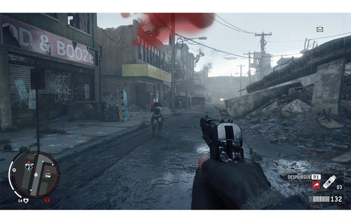juego homefront: the revolution ps4 ibushak gaming