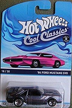 juego hot wheels 2014 liberación de clásicos epo '84 ford m