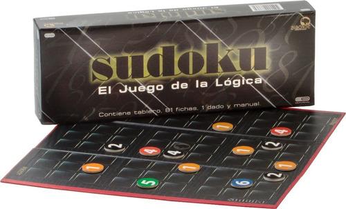 juego ingenio sudoku