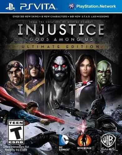 juego injustice gods among