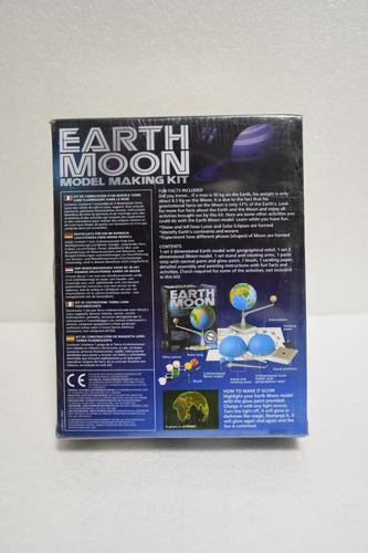 juego interactivo de tierra luna