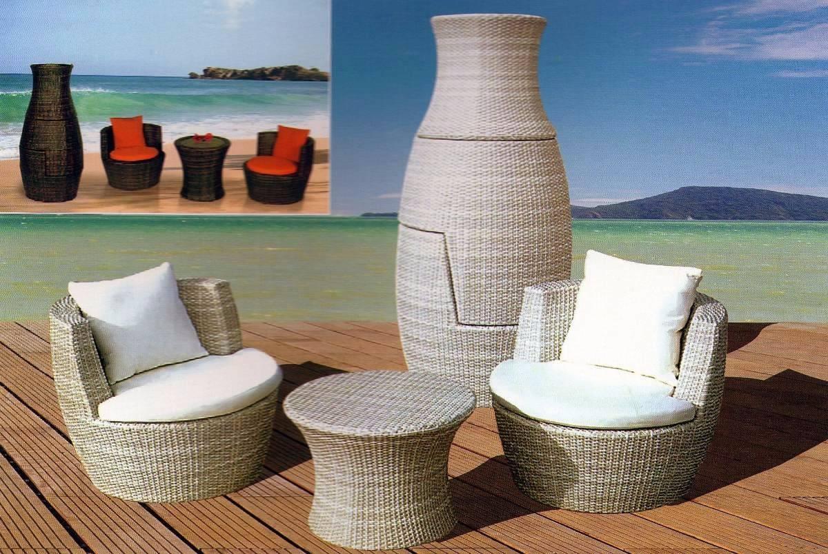 Sillones para jardin exterior conjunto de sofs exterior for Sillones de exterior