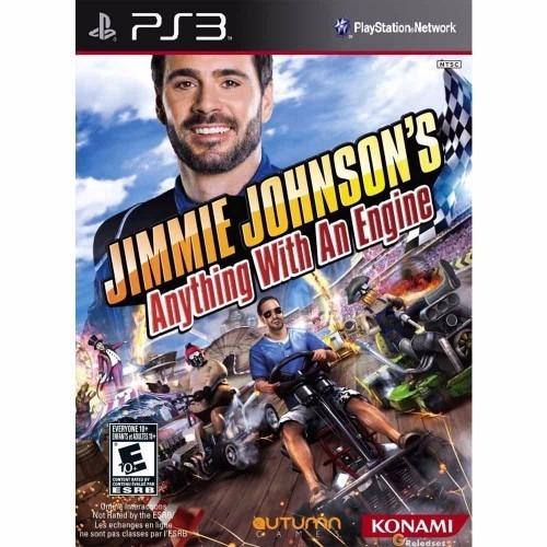 juego jimmie johnson's  para playstation 3 original cerrado