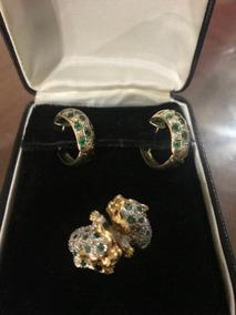 a5881e7f53c0 Anillo Oro Blanco Esmeralda - Joyas y Relojes en Mercado Libre México