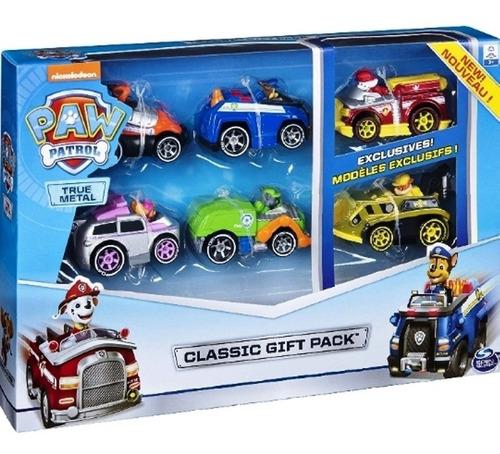 juego juguete auto carro paw patrol
