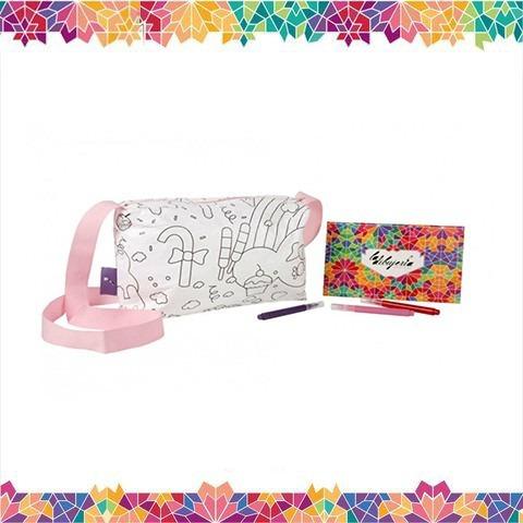 juego juguete carterita pintar y lavar candy bar microcentro