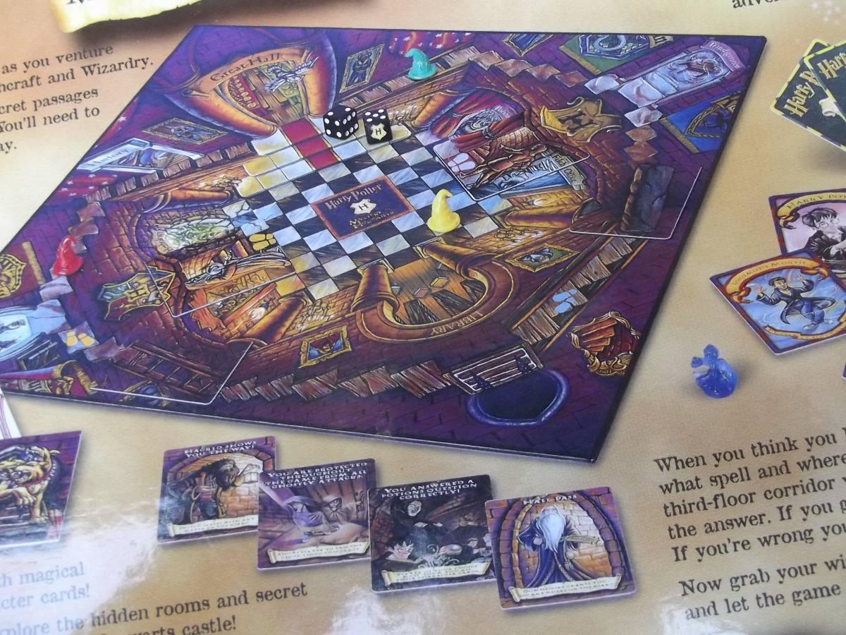 Juego Juguete De Mesa De Harry Potter U S A 350 00 En Mercado