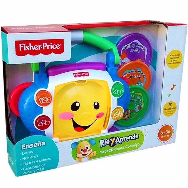 Juego Y Juguete Para Nene Fisher Price Musica Sonidos Luces