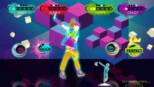 juego just dance 3 para wii compartible con wiiu