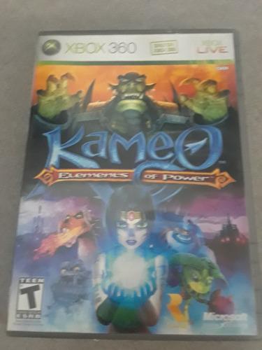 juego kameo xbox 360