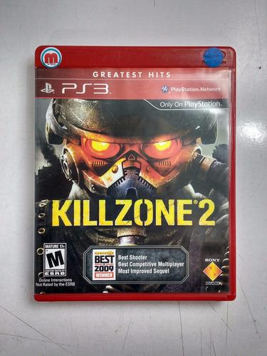 juego killzone 2 original en caja ps3 despachamos hoy
