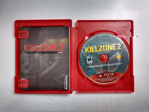 juego killzone ps3