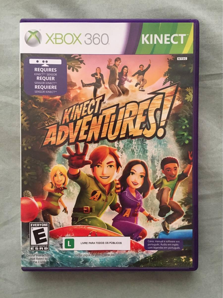 Juego Kinect Adventures Para Xbox 360 200 00 En Mercado Libre