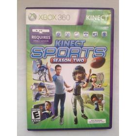 Juego Kinect Sports Xbox 360 Completo Original