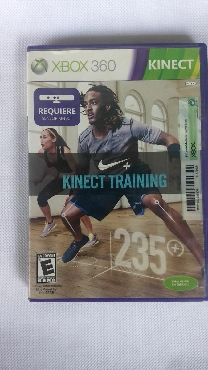 Juego Kinect Training Para Consola Xbox 360 Con Envio Gratis